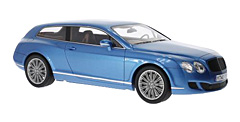 Bentley Continental Flying Star by Touring in 1:18-Scale by BoS-Models
