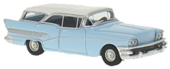 Buick Century Caballero in 1:87-Scale by BoS-Models