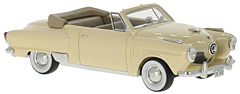 Studebaker Champion Convertible by BoS-Models in 1:43
