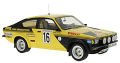 Opel Kadett C von 1976 by BoS-Models in 1:18