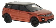 Land Rover Evoque by BoS-Models in 1:87