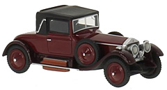Rolls Royce Silver Ghost Doctors Coupe by BoS-Models in 1:87