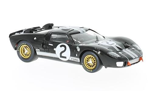 Ford GT 40 MK II, No.2, 24h Le Mans