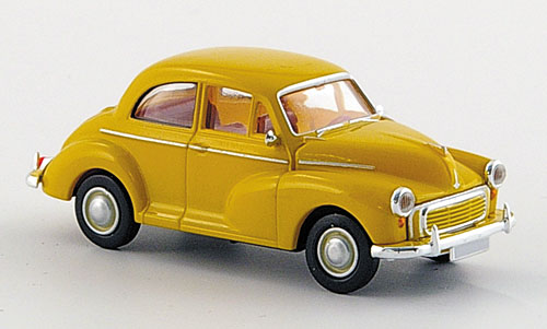 Morris Minor Limousine, gelb
