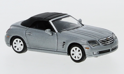 Chrysler Crossfire Roadster, metallic-grau
