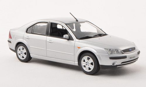 Ford Mondeo MKIII, silber