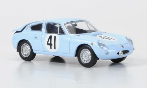 Simca Abarth 1300, No.41, 24h Le Mans