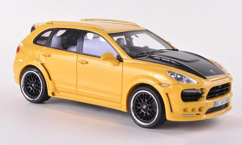 Hamann Guardian, gelb/carbon