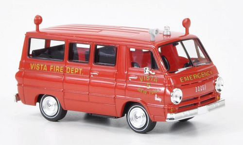 Dodge A100 Bus , Fire Rescue - Vista New York