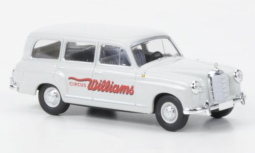 Mercedes 180 Kombi (W120), Circus Williams