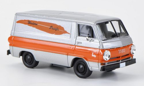 Dodge A-100 Van, Western Pacific