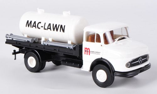 Mercedes L 322, Mac Lawn Spray