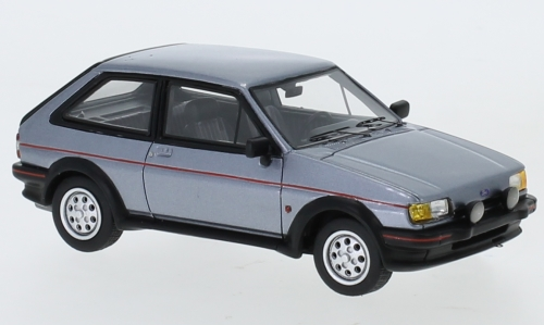Ford Fiesta MkII XR2, metallic-grau