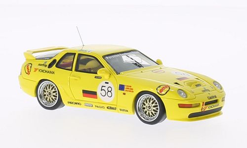 Porsche 968 Turbo RS, No.58, 24h Le Mans
