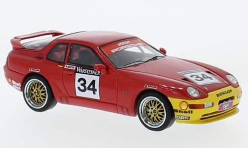 Porsche 968 Turbo RS, No.34, ADAC GT Cup