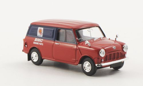 Austin Mini Van, BMC - Genuine Parts