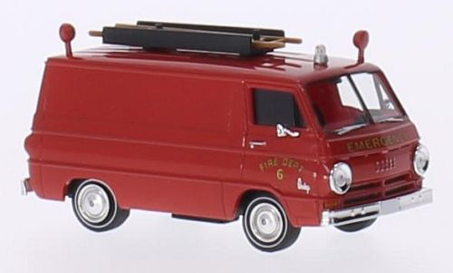 Dodge A 100 Van, Emergency Fire Dept.