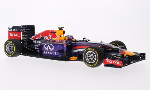 Red Bull RB10, No.3, Infiniti, Formel 1, GP Canada