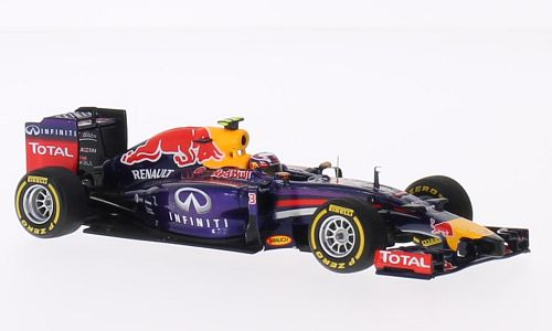 Red Bull RB10, No.3, Infiniti, Formel 1, GP Belgien