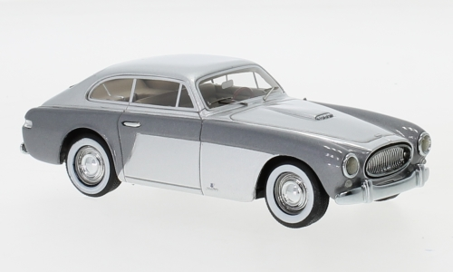 Cunningham C-3 Continental Coupe by Vignale, silber/metallic-grau