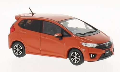 Honda Jazz, orange