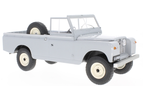Land Rover 109 Pick Up Series II, grau