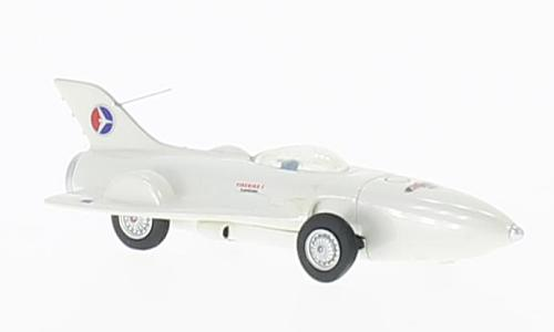 GM Firebird I, metallic-weiss