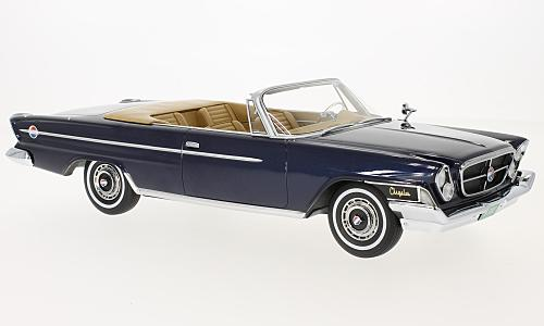 Chrysler 300H Convertible, metallic-dunkelblau
