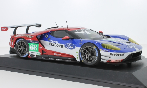 Ford GT, No.68, Chip Ganassi Racing USA, 24h Le Mans