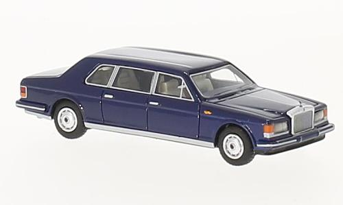 Rolls Royce Silver Spur II Touring Limousine, dunkelblau