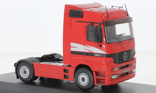 Mercedes Actros MP 1, rot