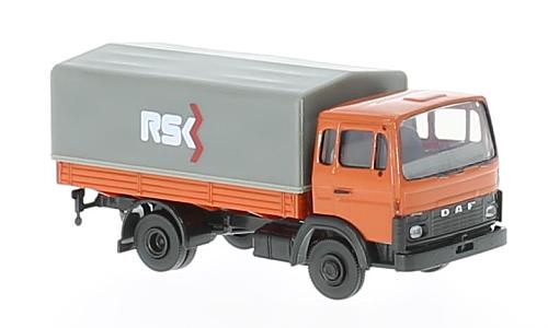 DAF F 900, orange/grau, RSK