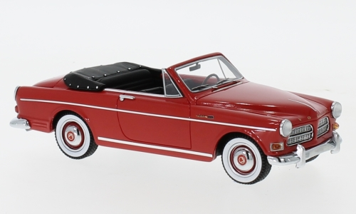 Volvo Amazon Coune Convertible, rot