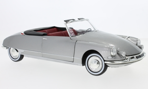 Citroen DS 19 Cabriolet, metallic-grau
