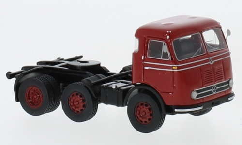 Mercedes LPS 333, rot