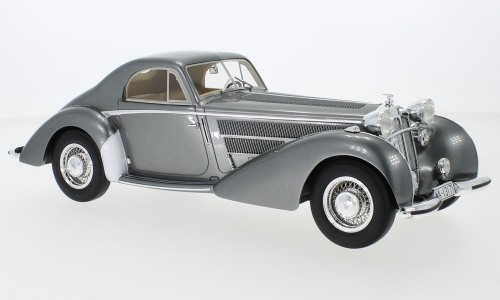Horch 853 Spezial Coupe by Erdmann & Rossi, metallic-grau