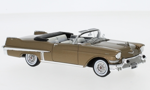 Cadillac Series 62 Convertible, metallic-braun