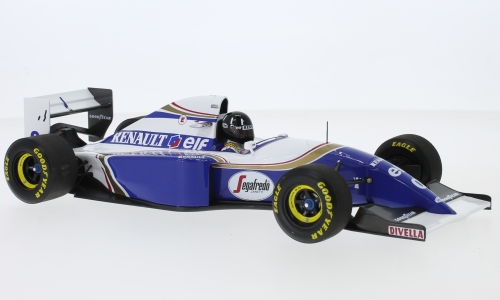 Williams Renault FW16, Formel 1, GP Brasilien