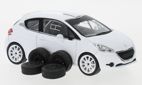 Peugeot 208 R2, weiss