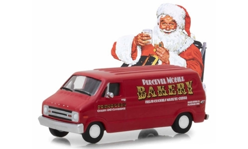 Dodge B-100, Percevel Mobile Bakery