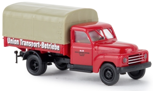 Hanomag L 28, Union Transport Betriebe