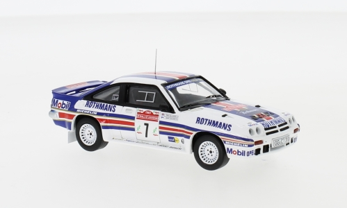 Opel Manta 400, No.7, Rothmans Opel Rally Team, Rothmans, Rallye WM, Rallye San Remo