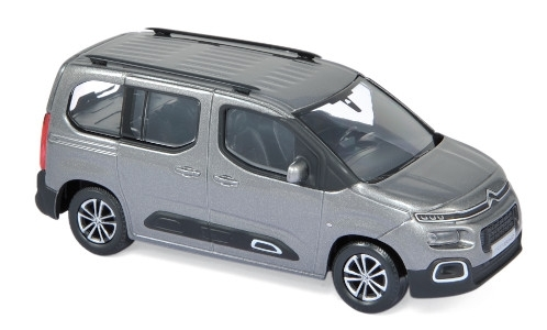 Citroen Berlingo, metallic-grau
