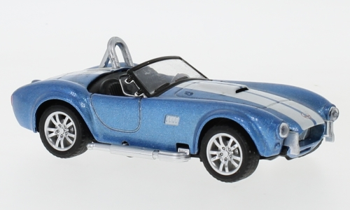 Shelby Cobra 427 S/C, metallic-blau/weiss