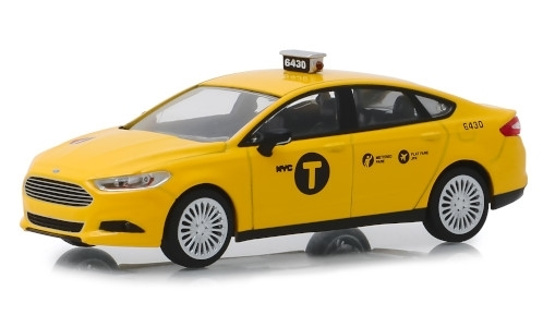 Ford Fusion, NYC Taxi