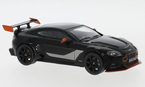 Aston Martin Vantage GT 12, schwarz/orange