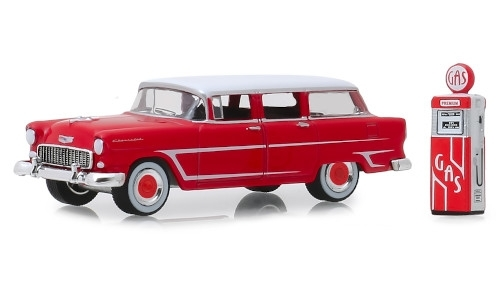 Chevrolet Two-Ten Townsman, rot/weiss