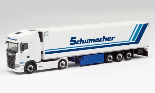 Scania CS 20 HD, Schumacher