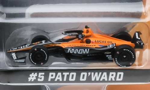 Dallara DW12 MkIII Chevrolet, No.5, Arrow McLaren SP, NTT Indycar Series