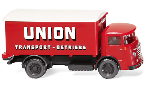 Büssing 4500, Union Transport